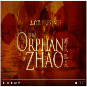 A.C.T: Orphan of Zhao